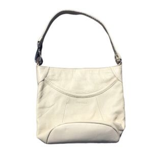 Hobo Bag [Stone & Co.] Pebbled Leather Bucket Bag